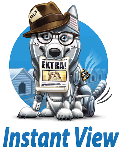 Telegram Instant View official image